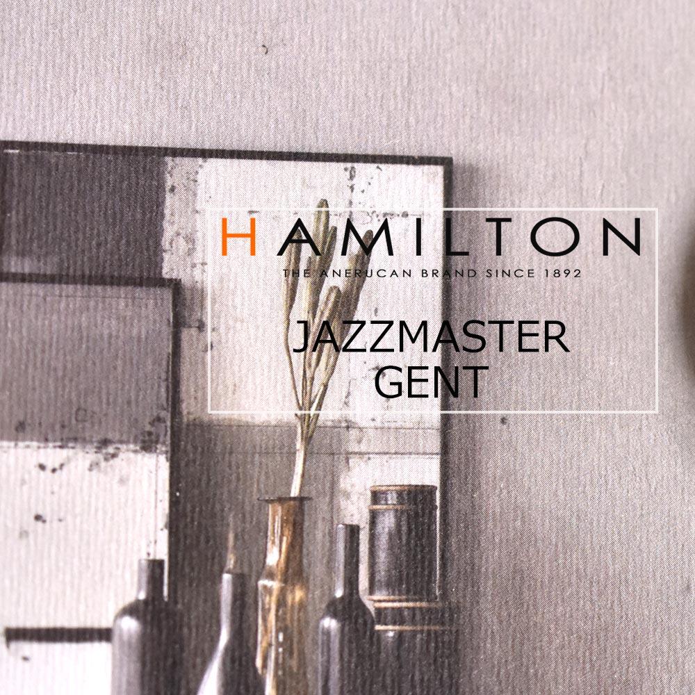 ハミルトン ジャズマスター ジェント H32411555 メンズ