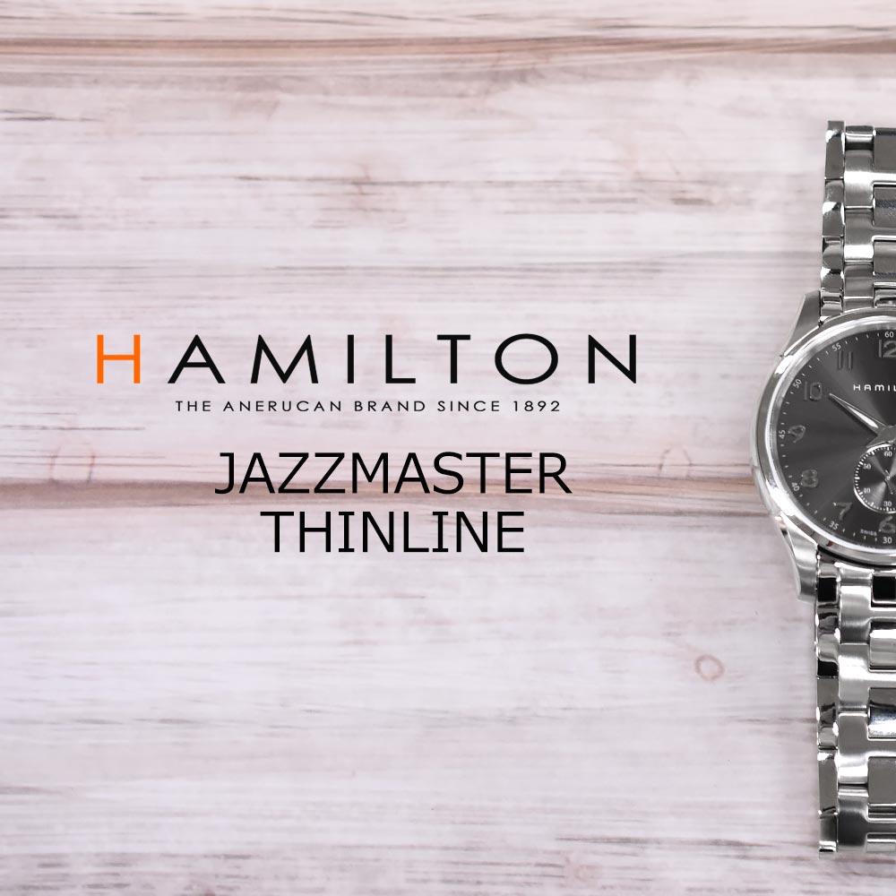 ハミルトン ジャズマスター シンライン H38411183 メンズ