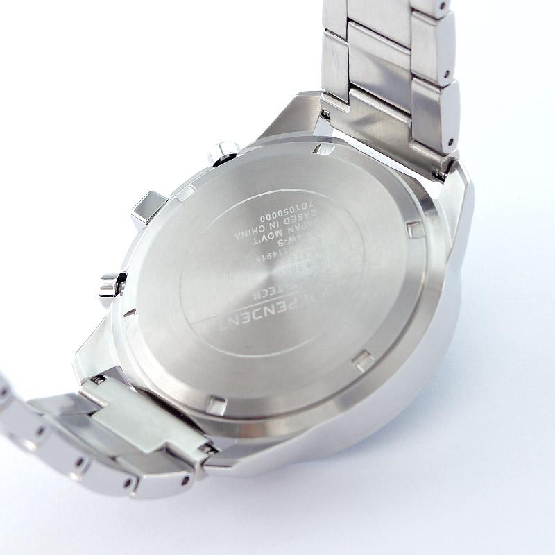 インディペンデント ソーラー KF5-217-41 メンズ
