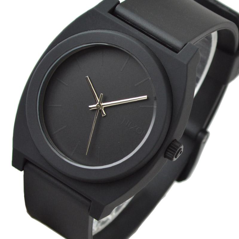 ニクソン タイムテラー ブラック A119-000 ユニセックス