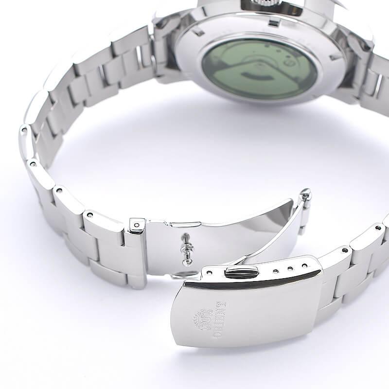 オリエント スタイリッシュ&スマート ディスク レインボー 自動巻き WV0761ER メンズ