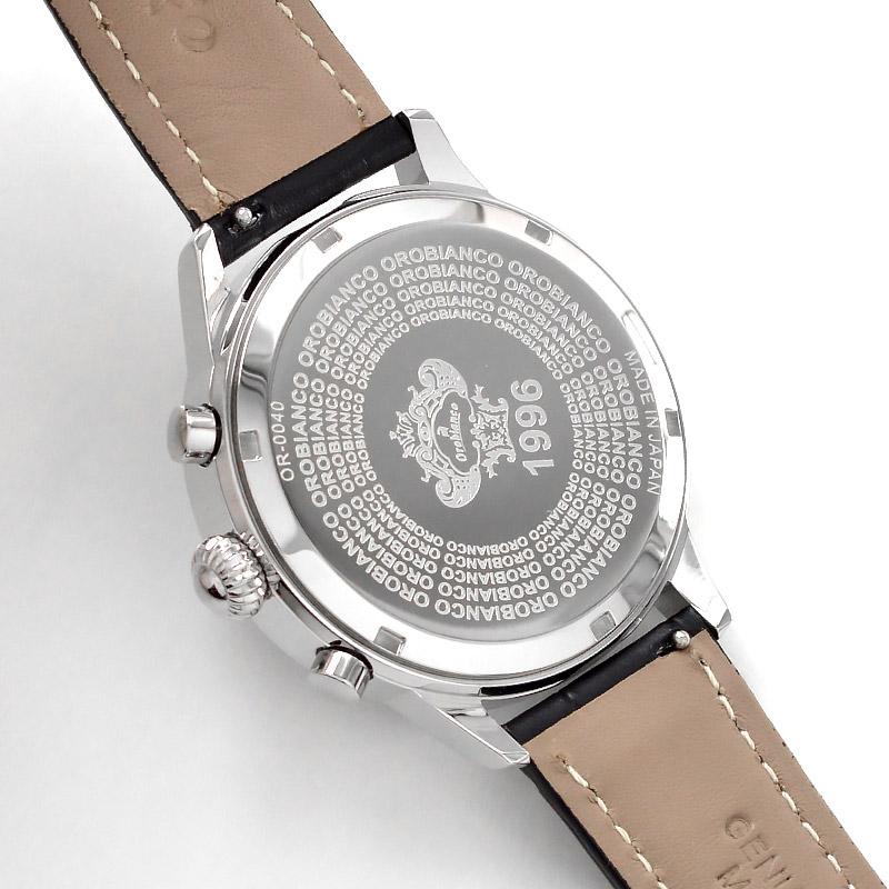オロビアンコ TIME-ORA タイムオラ エレット ELETTO OR-0040-3 メンズ