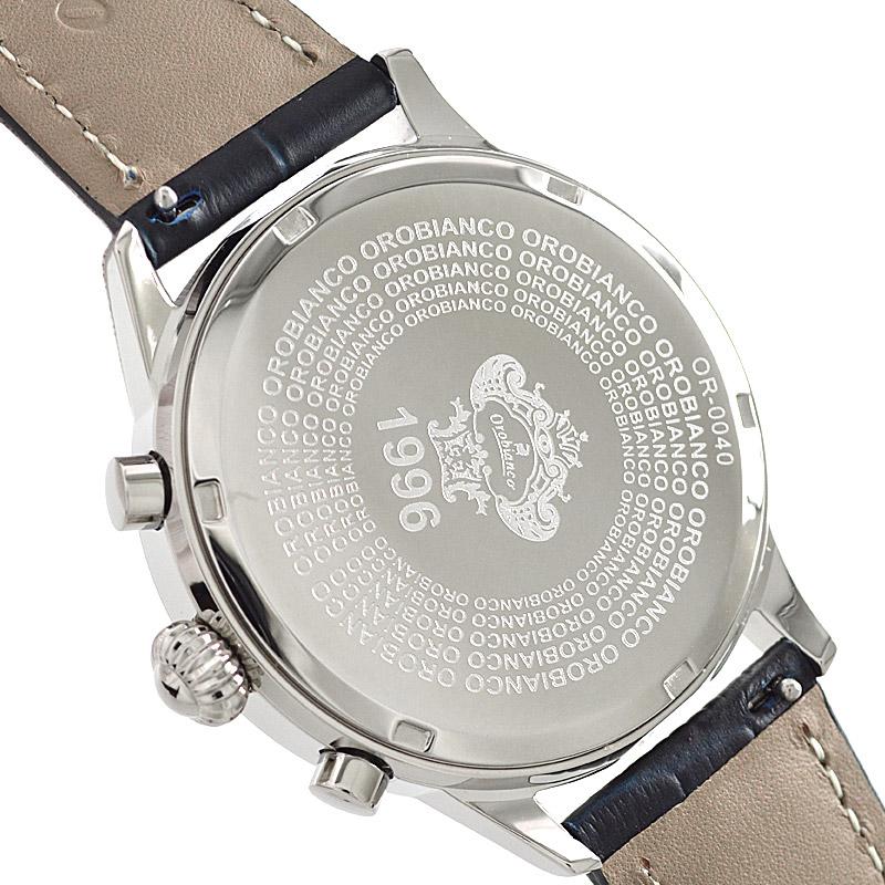 オロビアンコ TIME-ORA タイムオラ エレット ELETTO OR-0040-25 メンズ