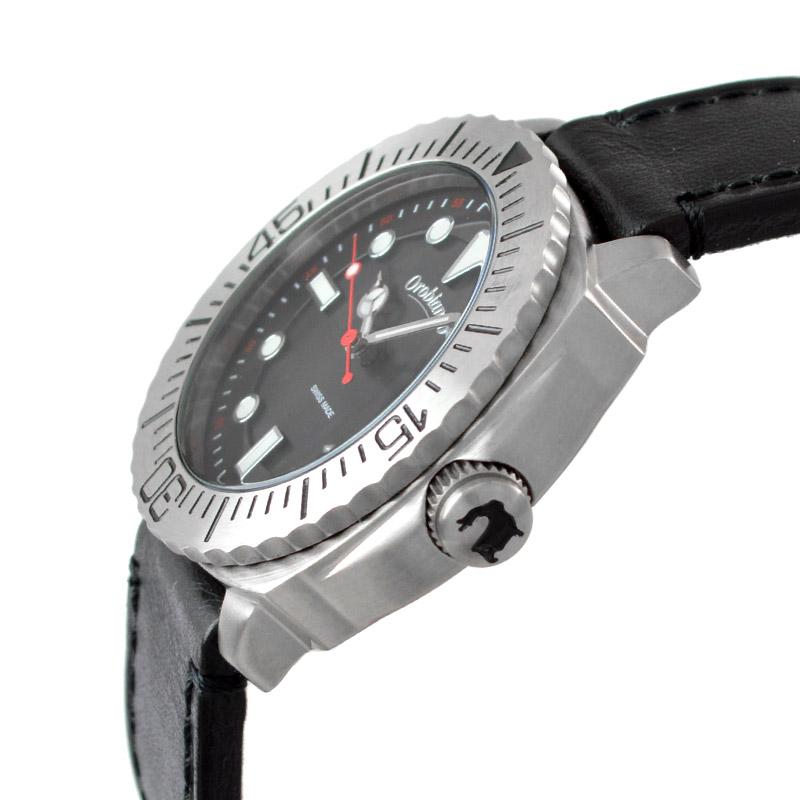 オロビアンコ TIME-ORA タイムオラ ラディーチェ 完全スイス製 OR-0051-3 メンズ