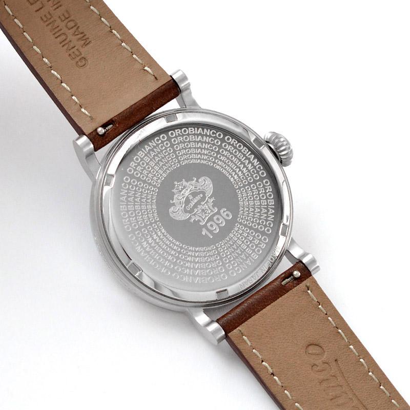 オロビアンコ TIME-ORA タイムオラ メルカンテ OR-0055-3 ユニセックス