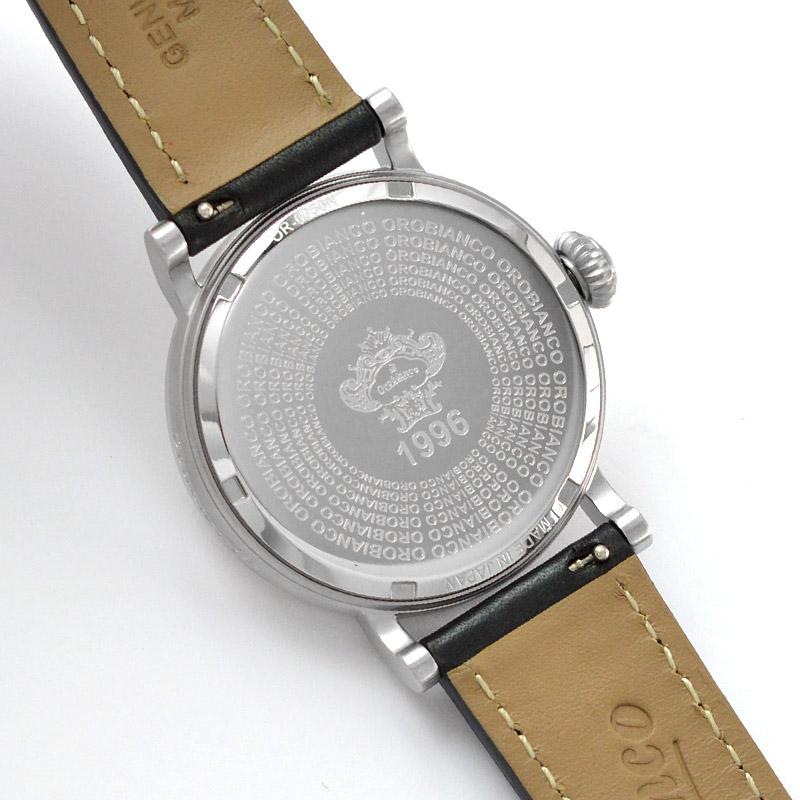 オロビアンコ TIME-ORA タイムオラ メルカンテ OR-0055-5 ユニセックス