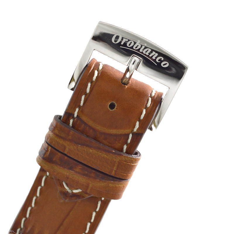 オロビアンコ タイムオラ アヴィオナウティコ 日本製 クロノグラフ スマートデザイン ストップウォッチ OR-0060-1 ユニセックス