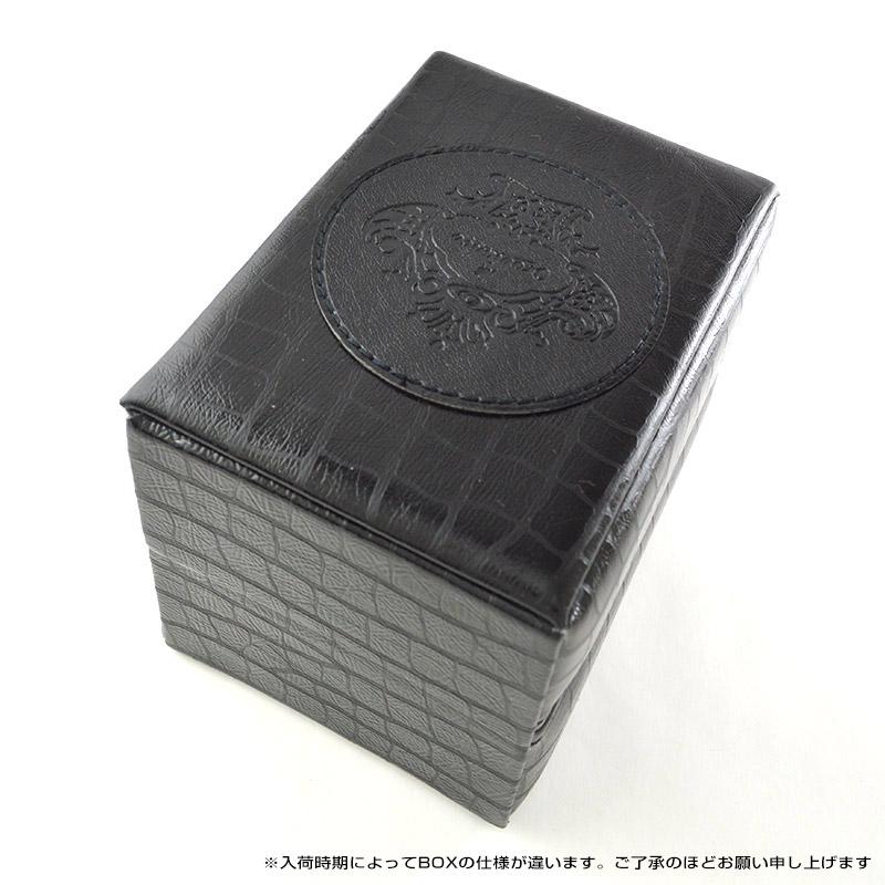 オロビアンコ タイムオラ レッタンゴラ ホワイト×ブラウン OR-0012-1 メンズ