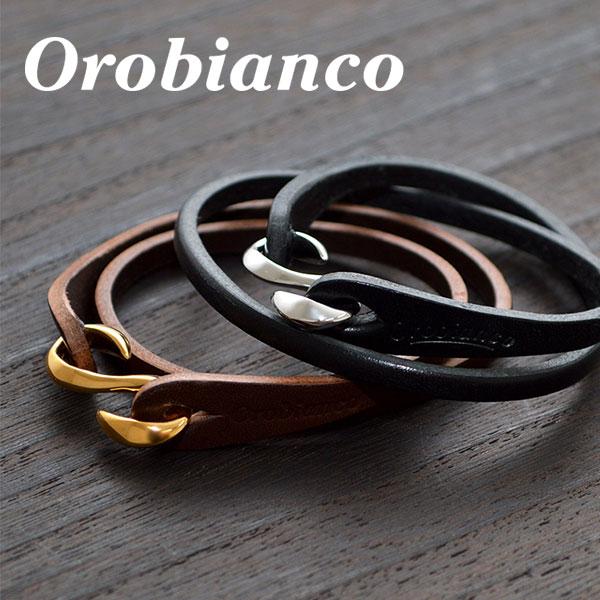 オロビアンコ アクセサリー OREB009BK メンズ