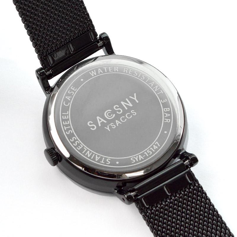 サクスニーイザック SYA15147S-BK ユニセックス