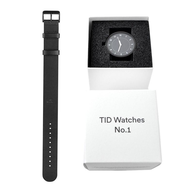 ティッドウォッチ TID01-WH/W ユニセックス