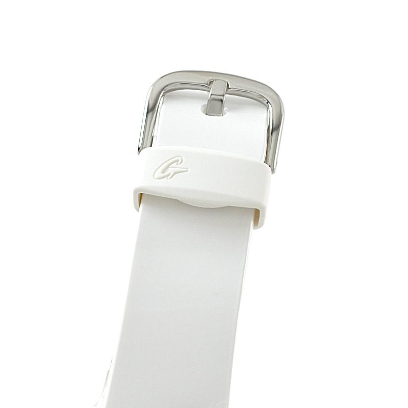 カシオ ベビーG シルバー×ホワイト BG-6900-7JF レディース