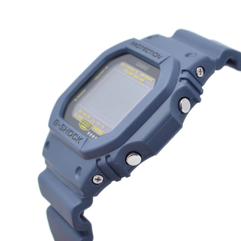 カシオ Gショック Navy Blue ネイビーブルーシリーズ 世界6局対応電波ソーラー デジタルウォッチ GW-M5610NV-2JF メンズ