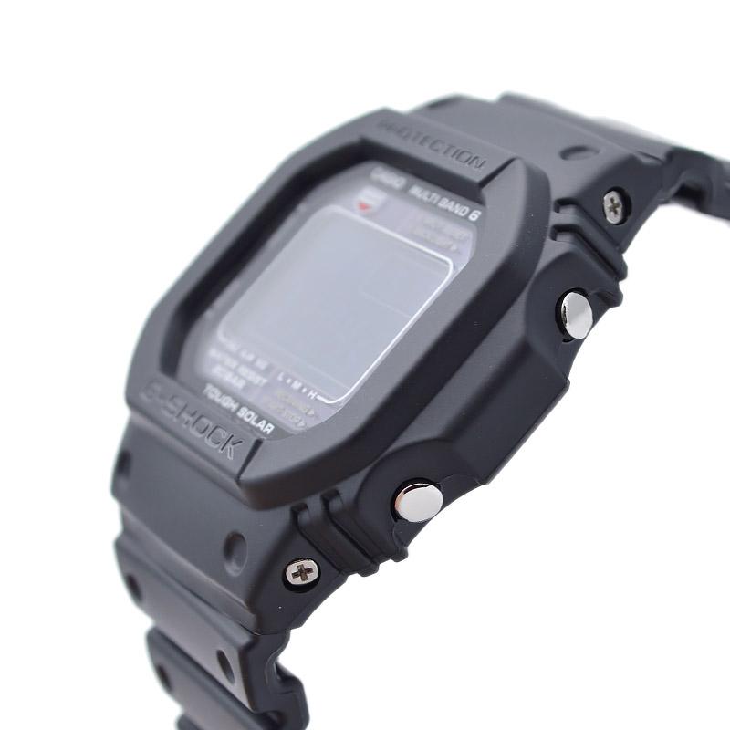 カシオ Gショック Multiband6 マルチバンド6 世界6局対応電波ソーラーウォッチ デジタル GW-M5610-1BJF メンズ