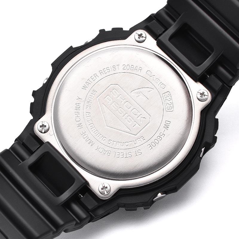 カシオ Gショック スピードモデル DW-5600E-1 メンズ