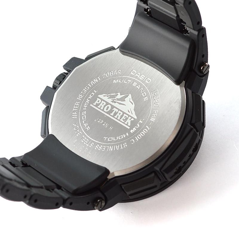 カシオ プロトレック PRW-7000FC-1BJF メンズ