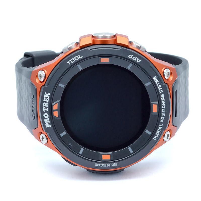 カシオ プロトレック Bluetooth搭載 WSD-F20-RG メンズ