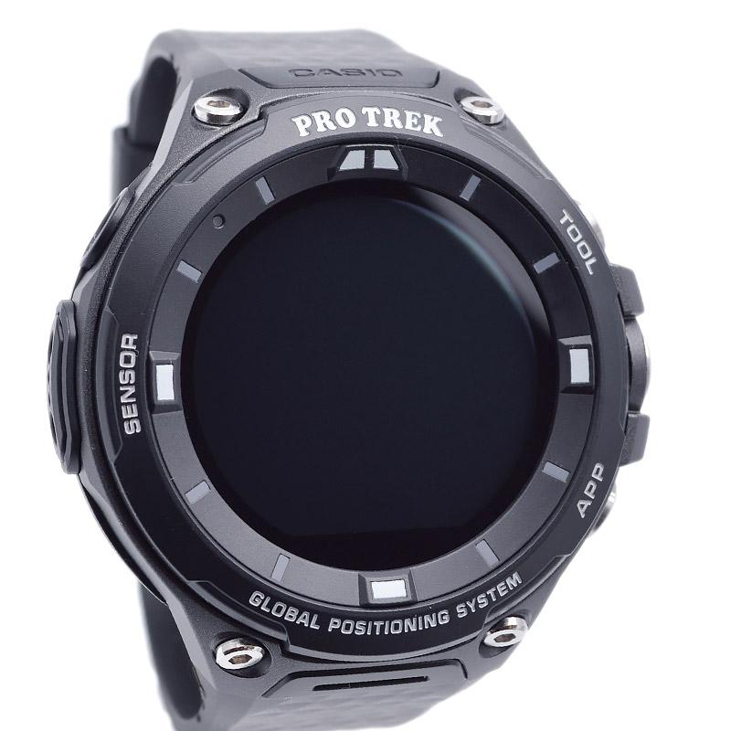 カシオ プロトレック Bluetooth搭載 WSD-F20-BK メンズ
