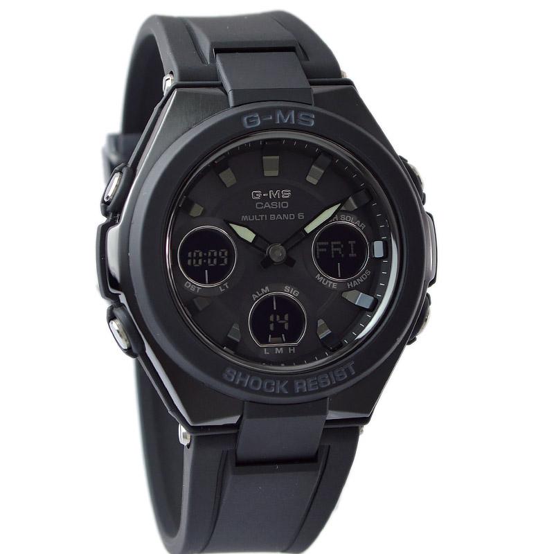 カシオ ベビーG MSG-W100G-1AJF レディース