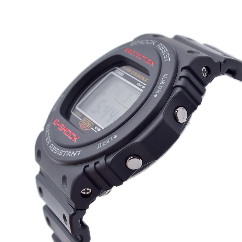 カシオ Gショック DW-5750E-1JF メンズ