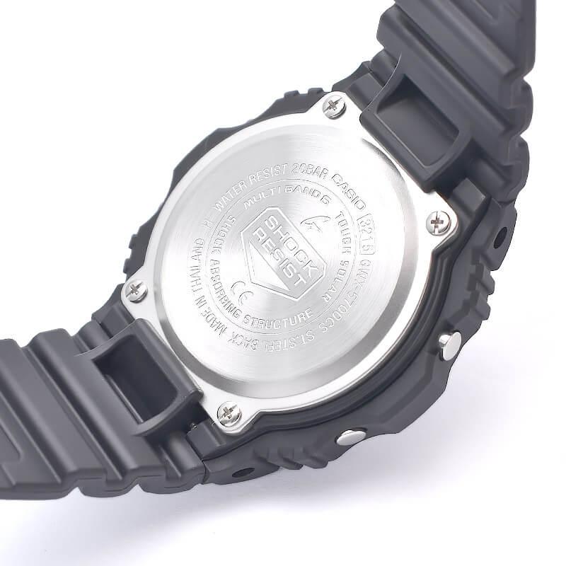 カシオ Gショック GWX-5700CS-1JF メンズ