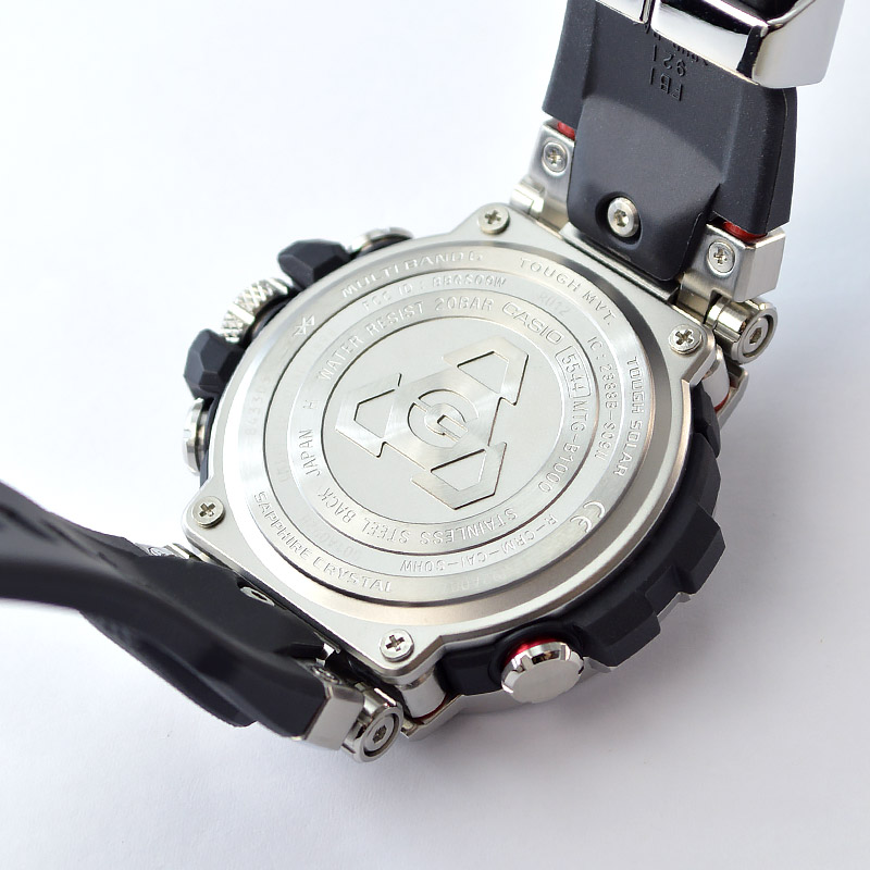 カシオ Gショック MTG MTG-B1000-1AJF メンズ