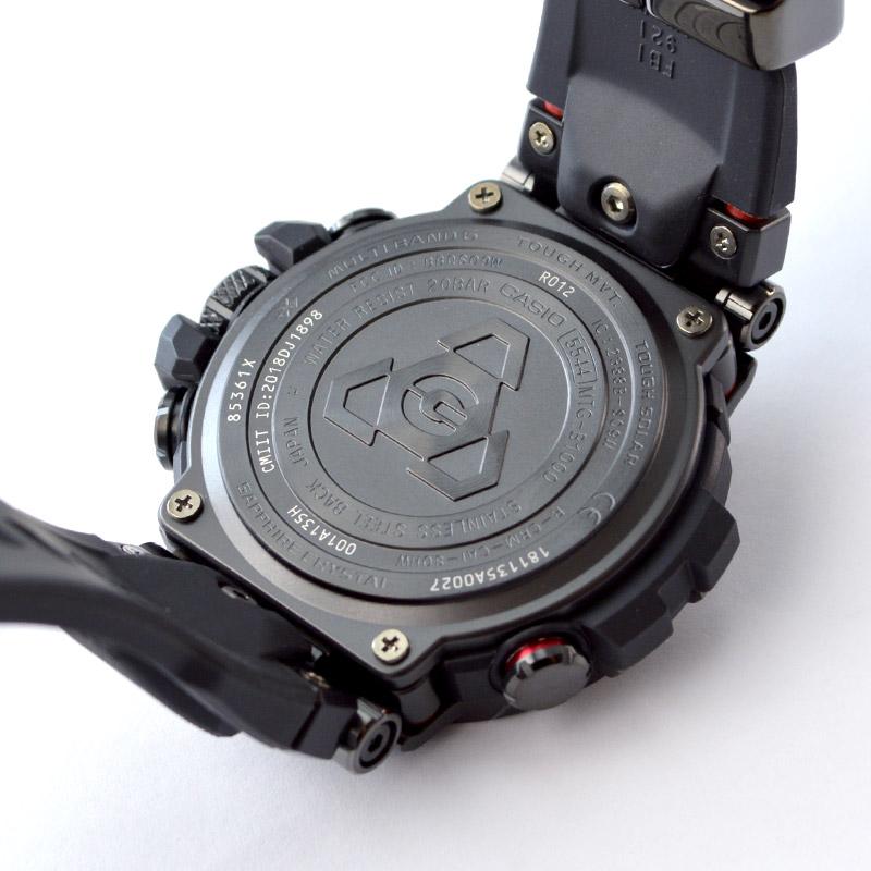 カシオ Gショック MTG MTG-B1000B-1AJF メンズ