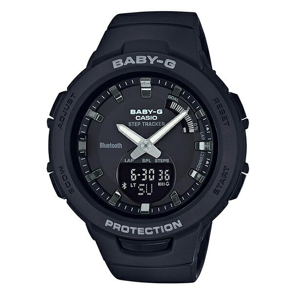 カシオ ベビーG Bluetooth BSA-B100-1AJF レディース
