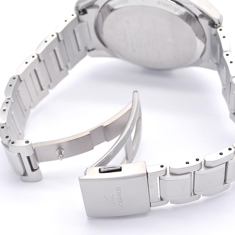 カシオ オシアナス Bluetooth GPS 電波ソーラー OCW-G2000-1AJF メンズ