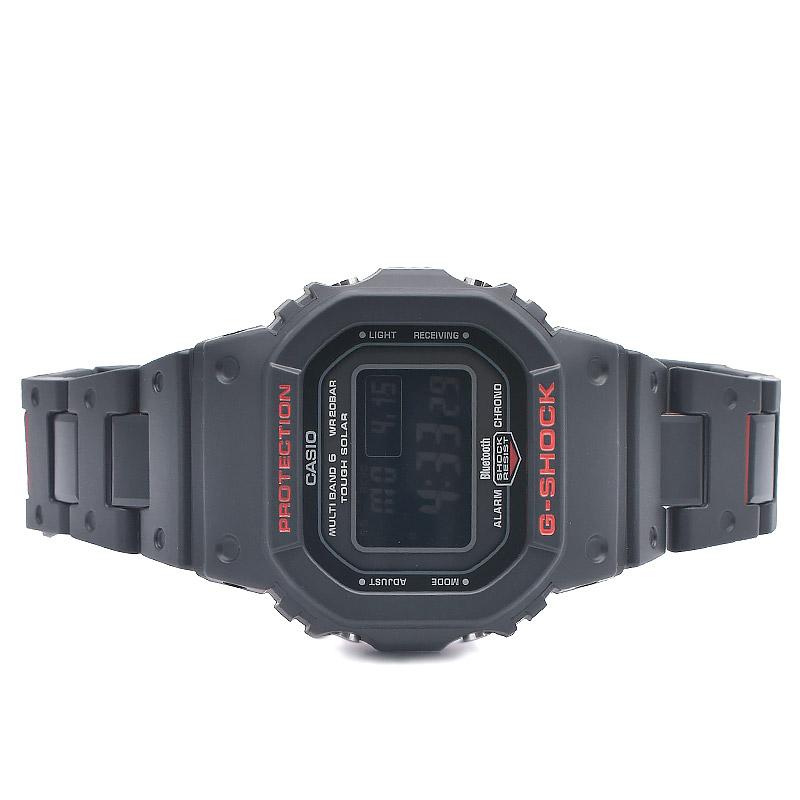 カシオ Gショック Bluetooth 電波ソーラー GW-B5600HR-1JF メンズ