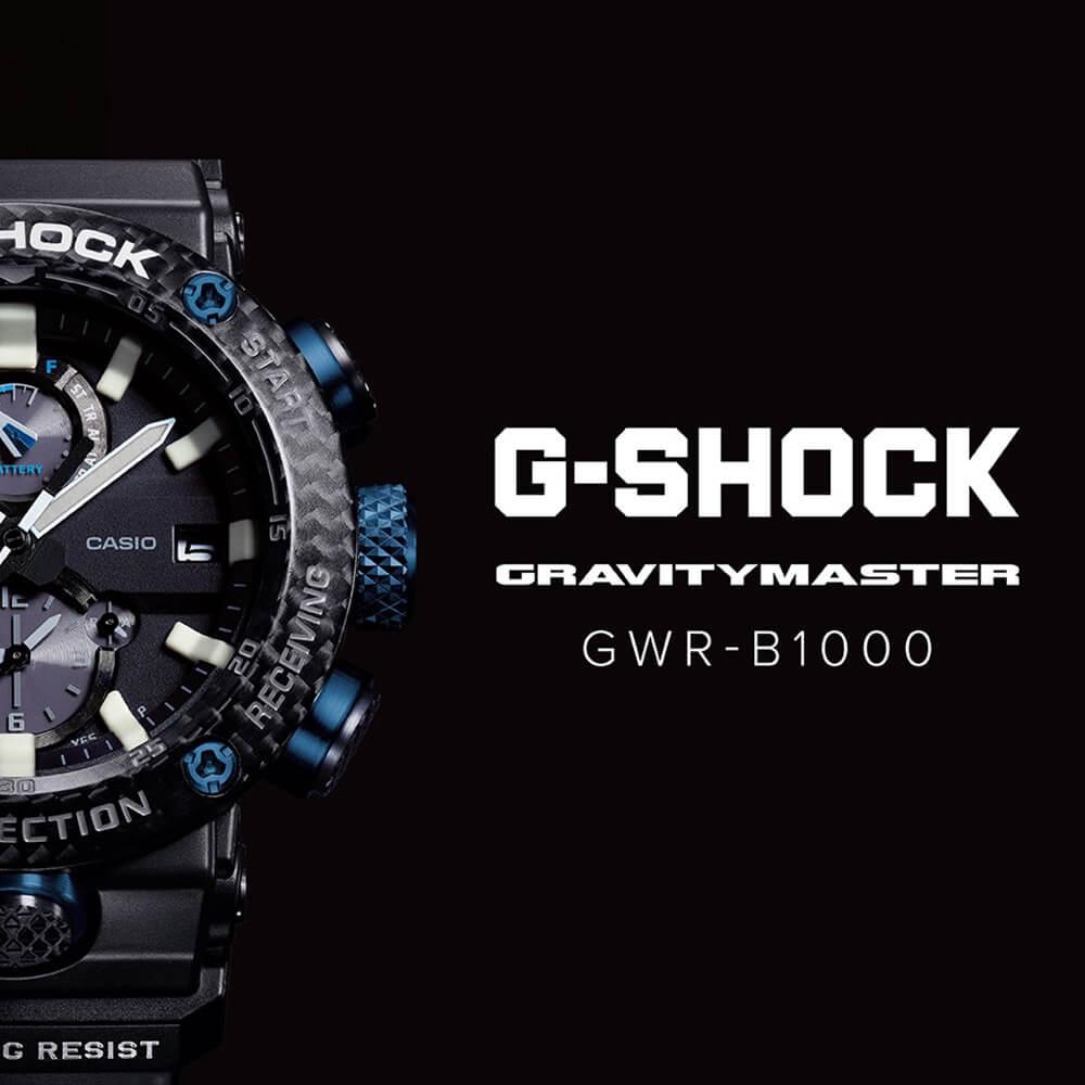 カシオ Gショック GWR-B1000-1A1JF メンズ