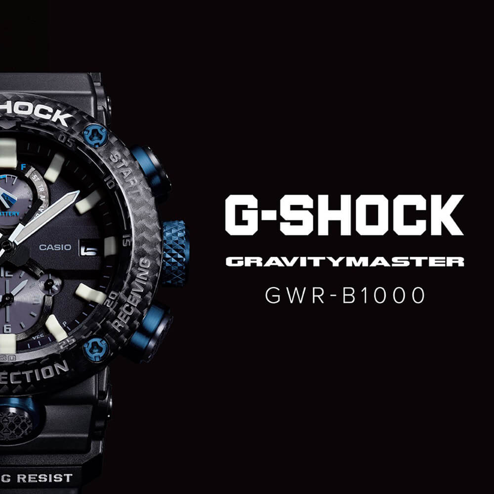 カシオ Gショック GWR-B1000-1AJF メンズ