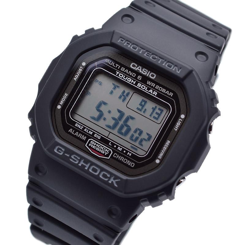 カシオ Gショック ORIGIN タフソーラー 電波時計 MULTIBAND6 GW-5000-1JF メンズ