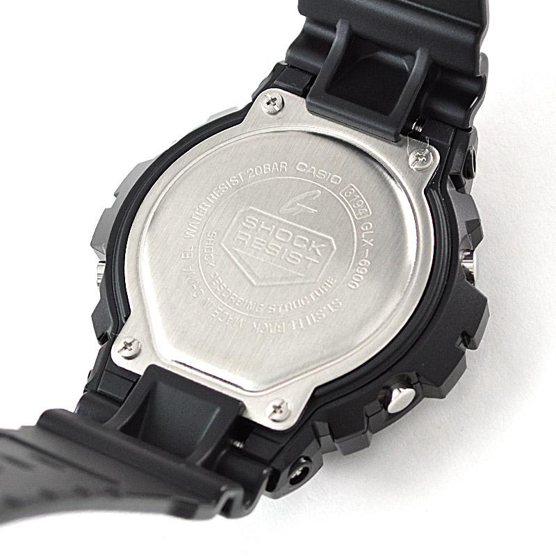 カシオ Gショック G-LIDE Gライド ブラック×ブラック GLX-6900-1JF メンズ