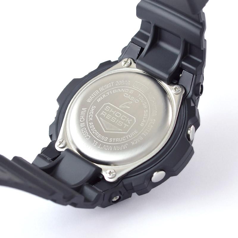 カシオ Gショック タフソーラー 電波時計 MULTIBAND 6 AWG-M100A-1AJF メンズ
