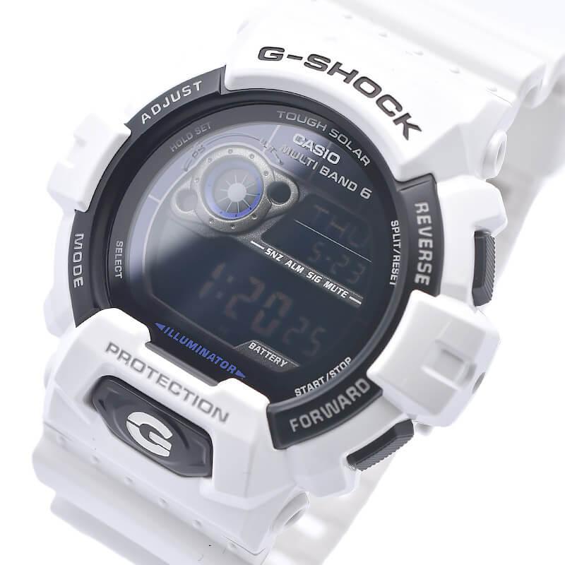 カシオ Gショック タフソーラー 電波時計 MULTIBAND 6 GW-8900A-7JF メンズ