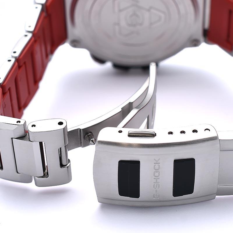 カシオ Gショック Bluetooth搭載 ソーラー MTG-B1000D-1AJF メンズ