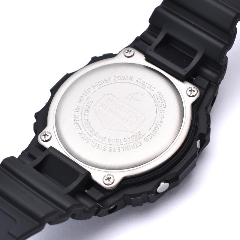 カシオ Gショック SAKURASTORM SERIES 限定BOX付 DW-5600TCB-1JR メンズ