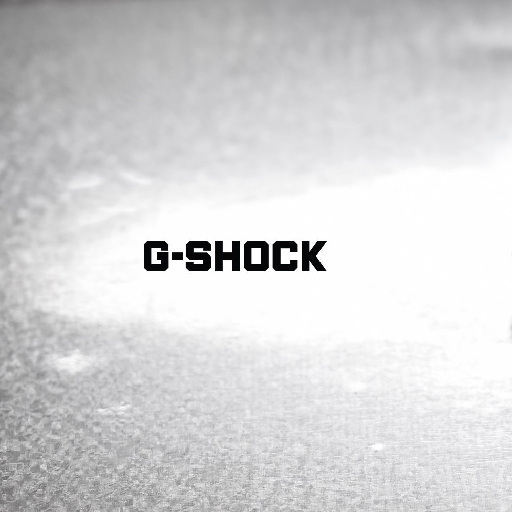 カシオ Gショック GM-5600B-1JF メンズ