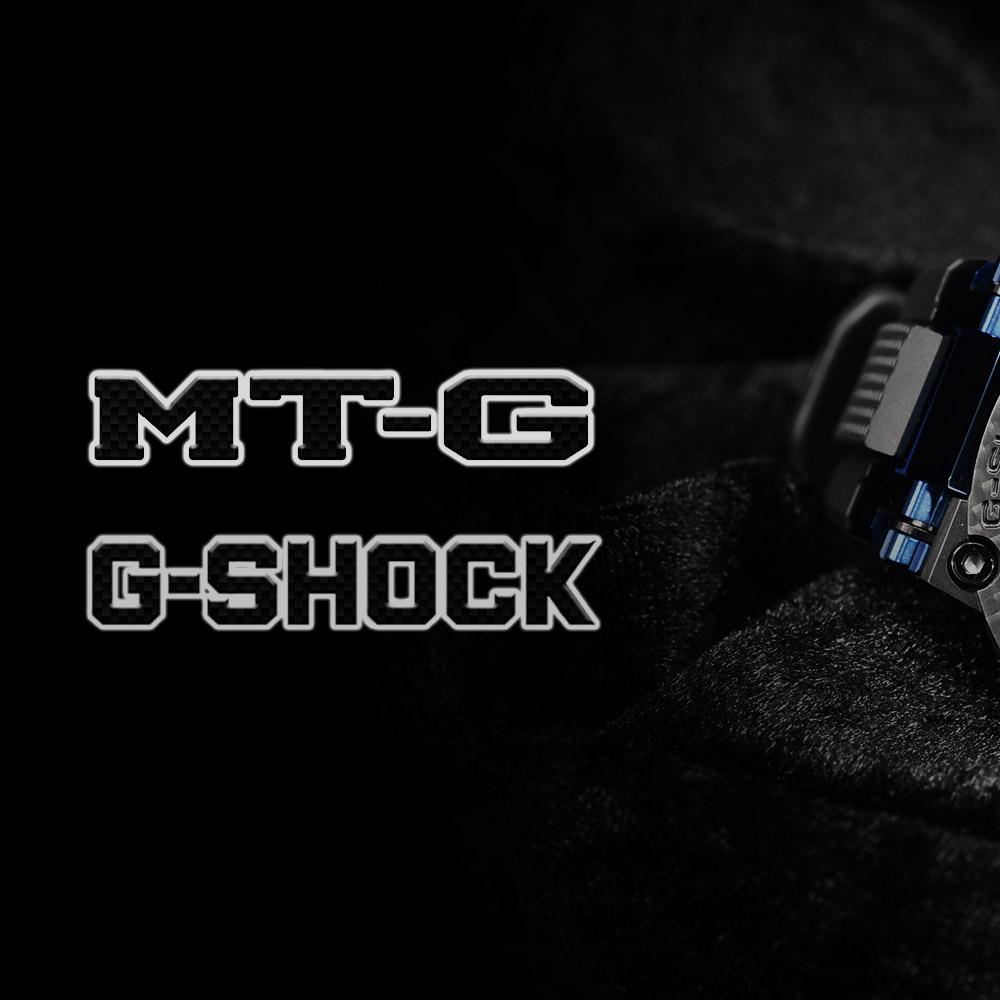 カシオ Gショック MTG-B1000XB-1AJF メンズ