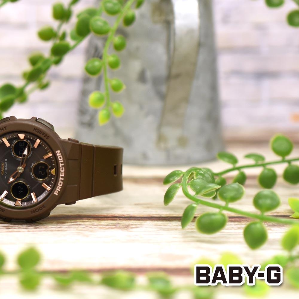 カシオ ベビーG BGA-2510-5AJF レディース