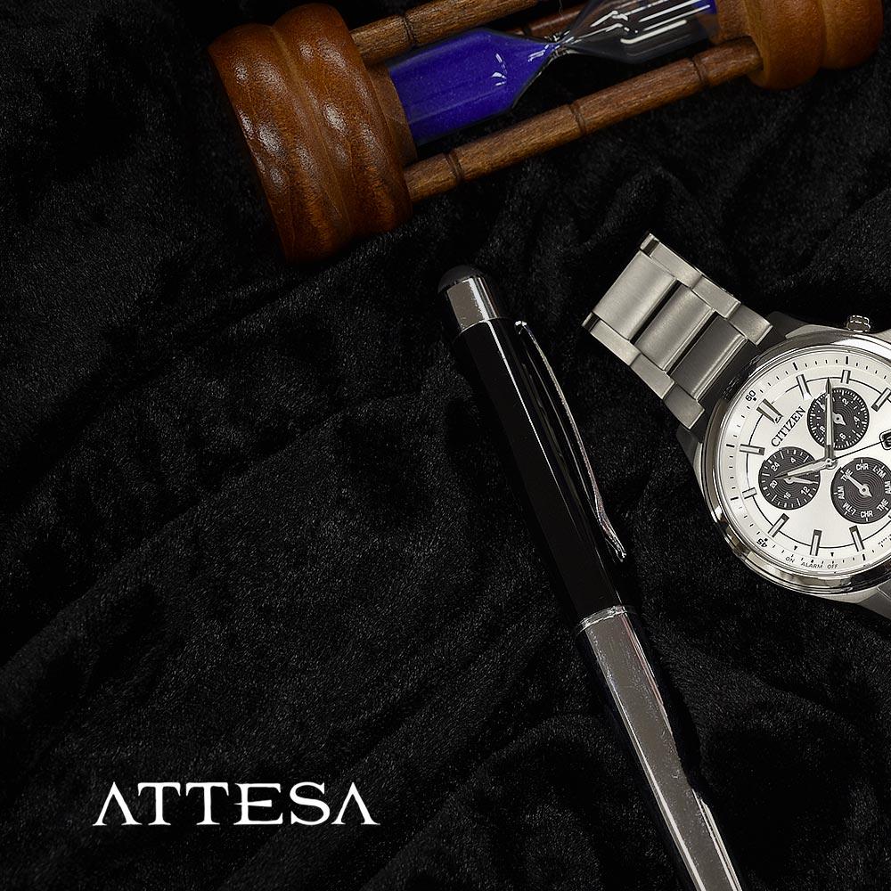 シチズン アテッサ BL5530-57A メンズ