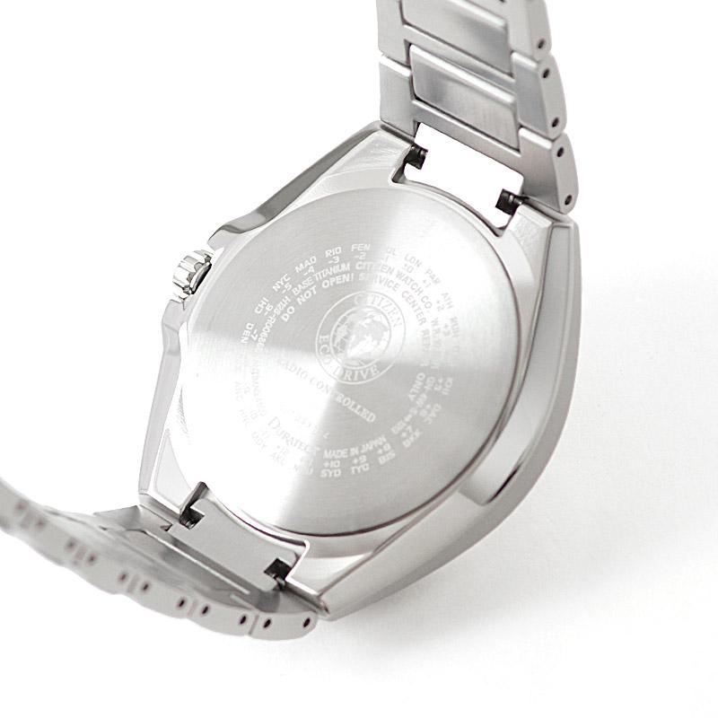 シチズン アテッサ エコドライブ ソーラー電波 CB3010-57A メンズ