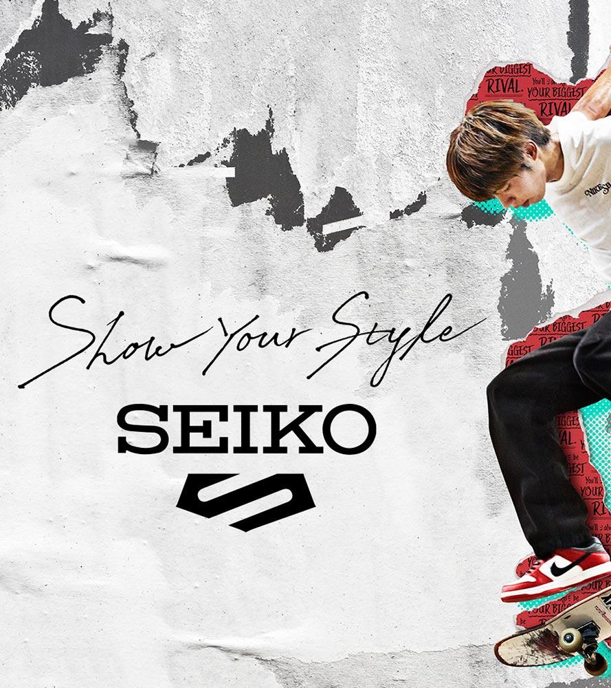 セイコー5スポーツ SBSA025 メンズ