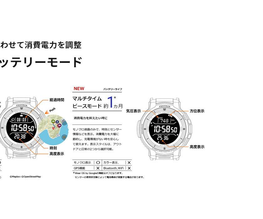 プロトレックスマート メンズ WSD-F30-BU
