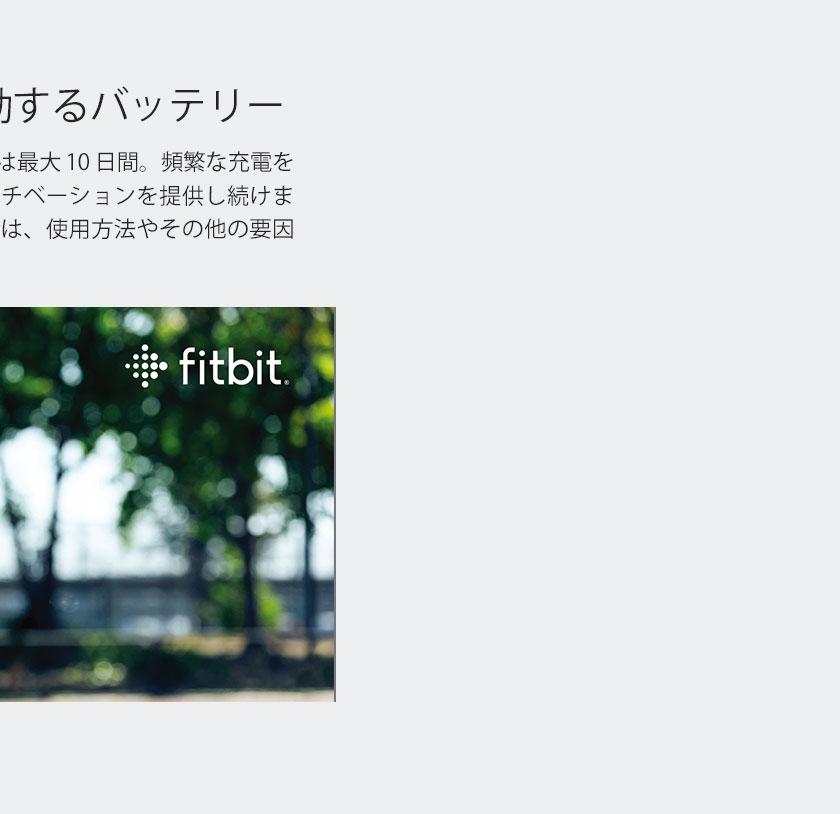 フィットビット FB418BKBK-FRCJK ユニセックス