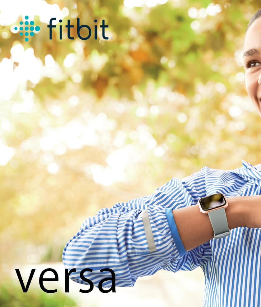 フィットビット FB505GMBK-CJK 腕時計