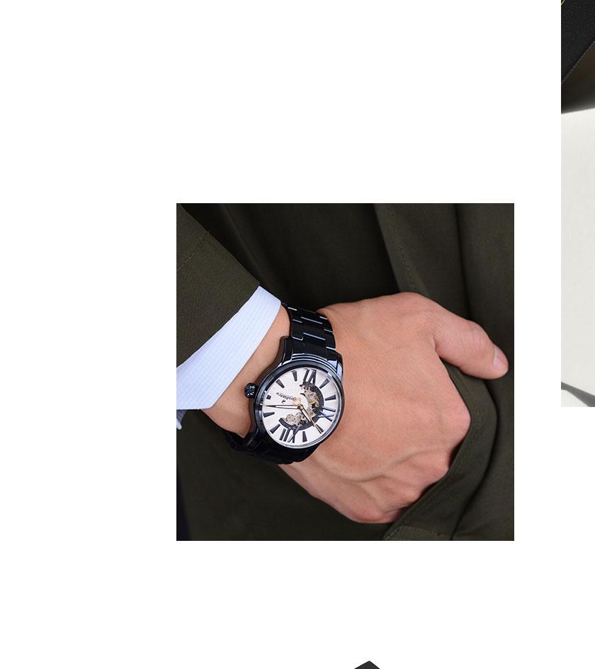 OR-0011-PP オラクラシカ 腕時計