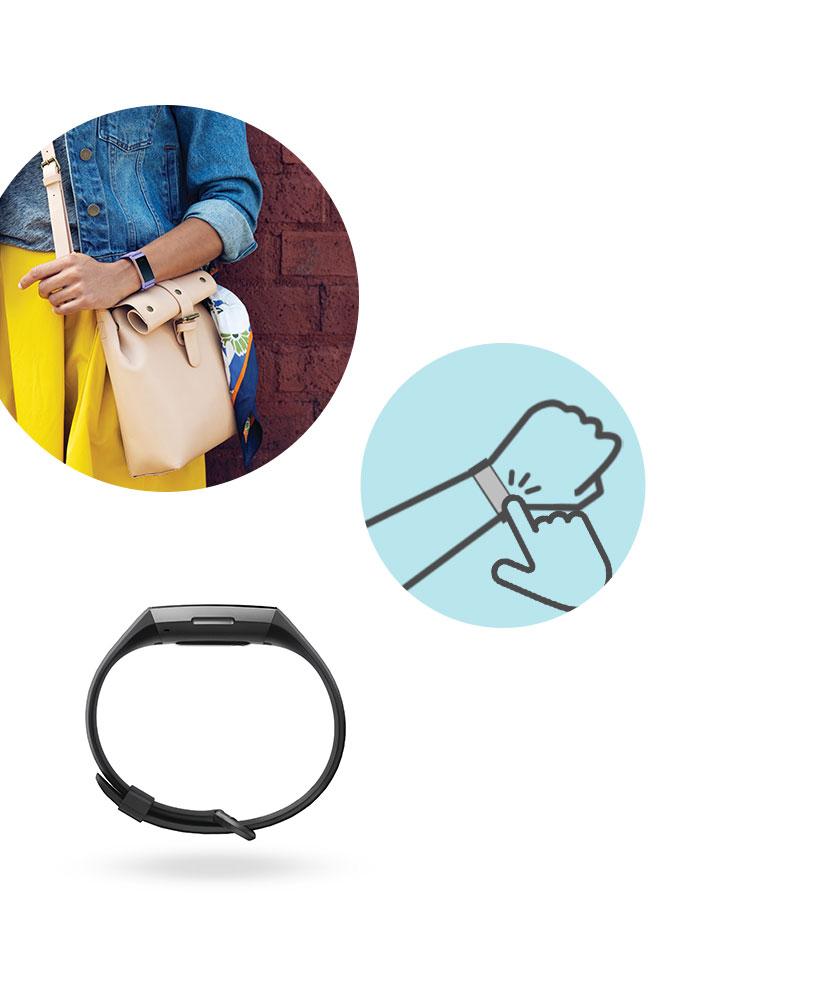 フィットビット FB410GMBK-CJK 腕時計