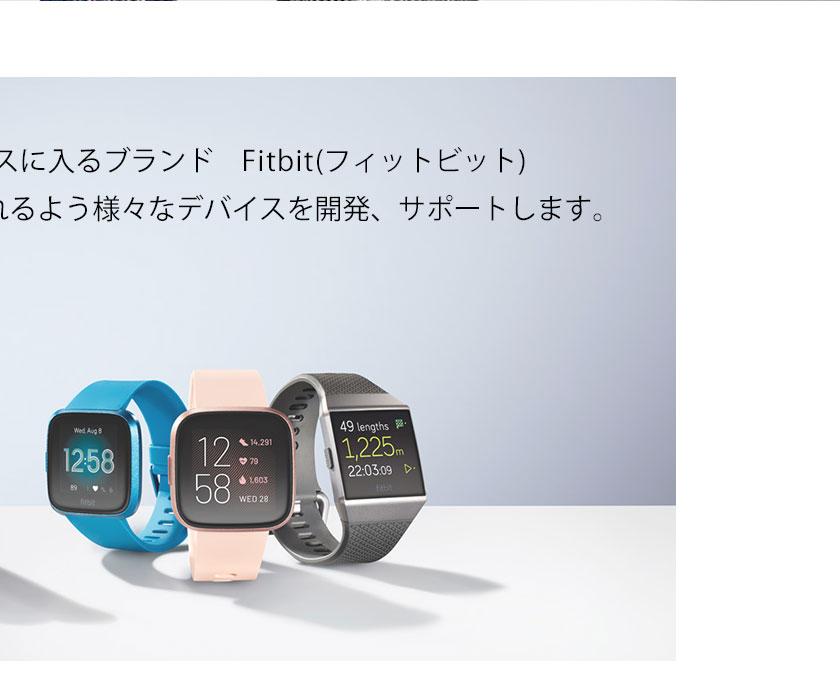 フィットビット Fitbit Versa2 ユニセックス